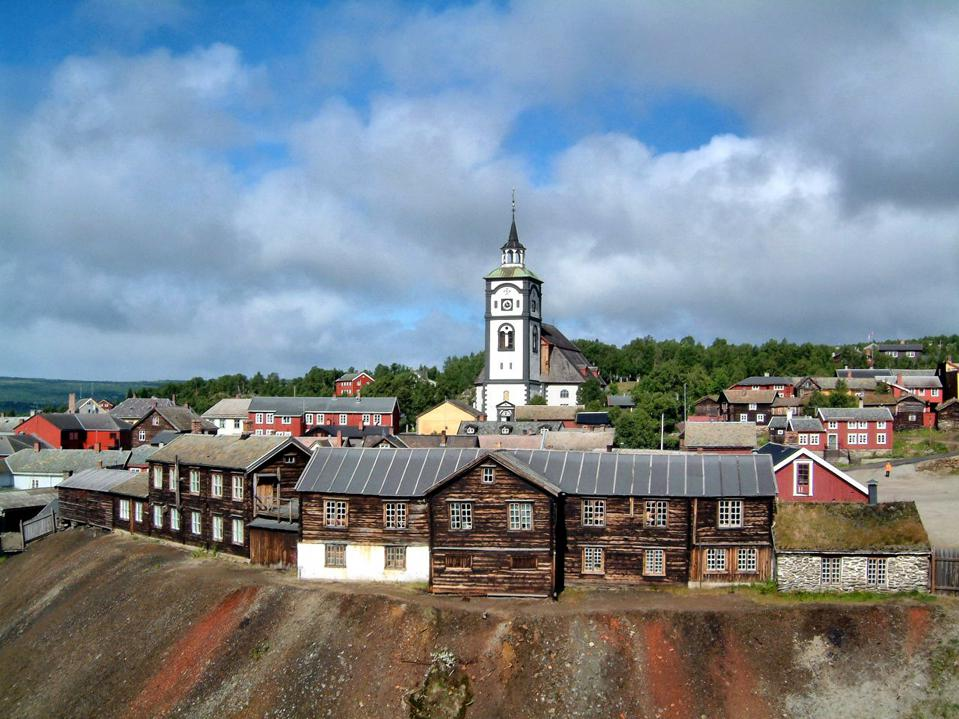 Norway's former copper mining town Røros is known nationwide for its sustainable food.