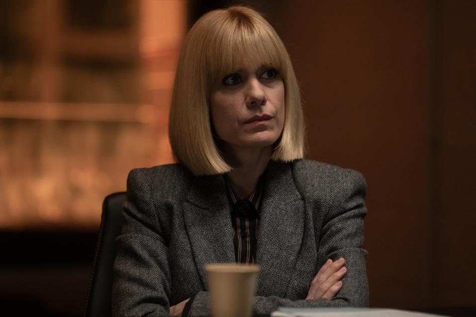 Alexandra Jiménez as Inpsector Lorena Ortiz in Harlan Coben's 'The Innocent'