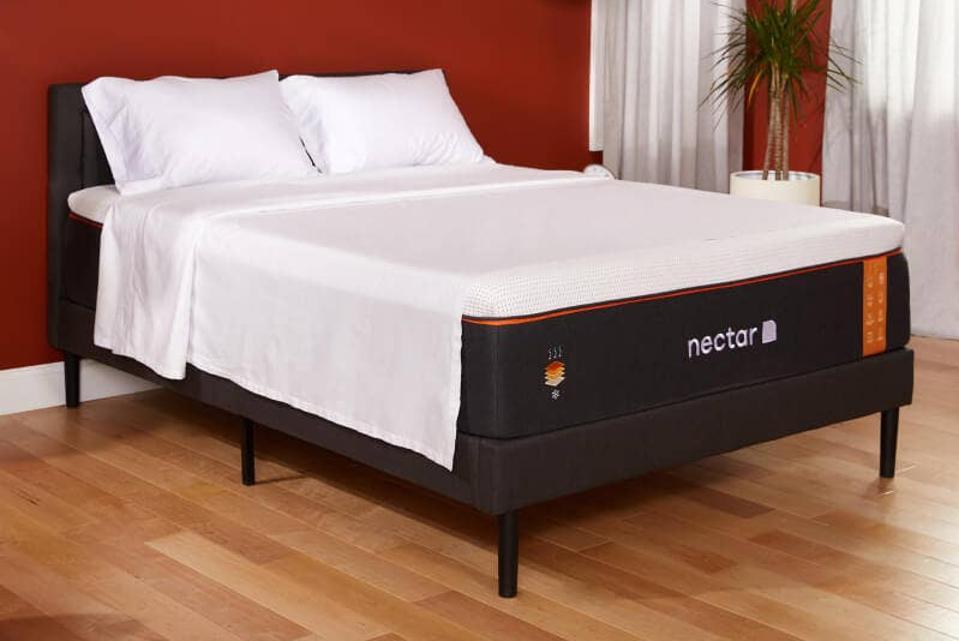 Nectar Premier Copper Memory Foam Mattress