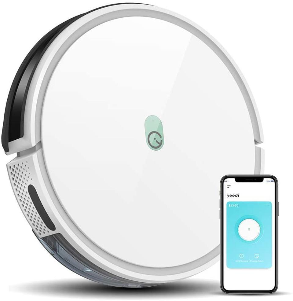 Yeedi Wifi-Enabled Robot Vacuum