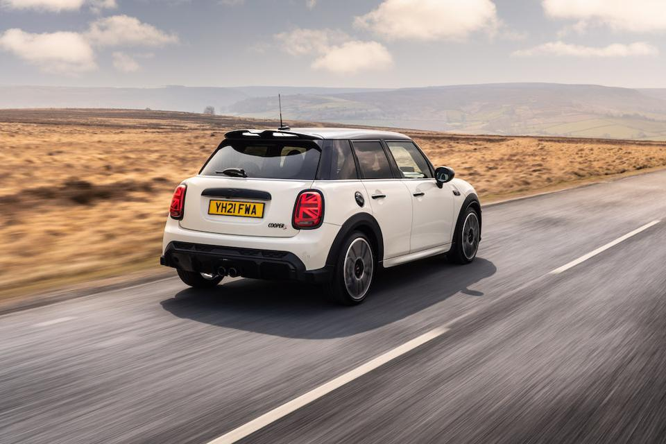 MINI Hatch for 2021