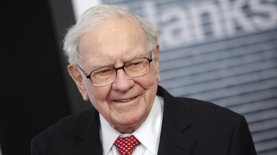 Warren Buffett celebrates his 90th birthday - 8/30/20