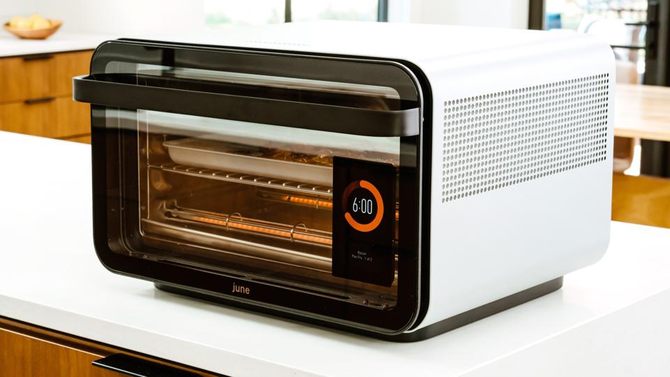 Smart Oven: 12-in-1 Table Top Oven