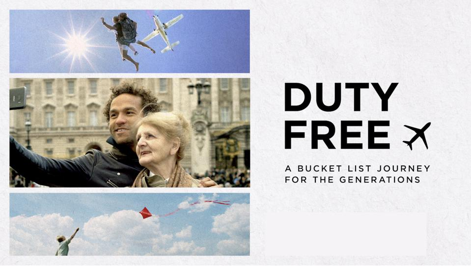 Duty Free documentary poster