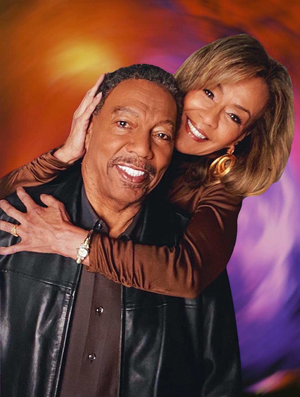 Billy Davis Jr. and Marilyn McCoo