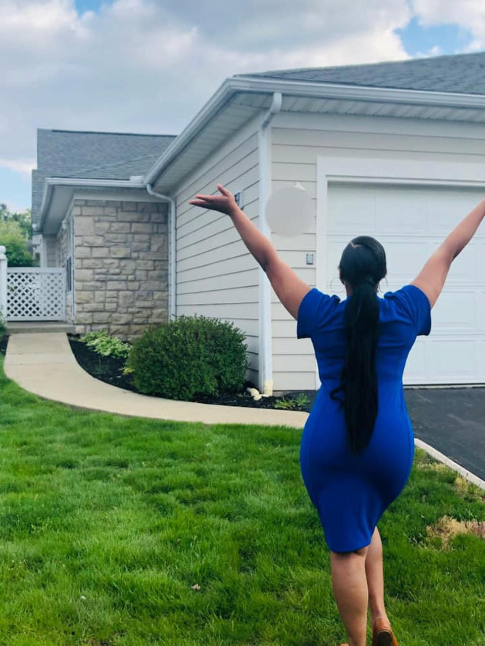 It took four years and a lot of hard work, but Chloe Green, 19, made her dream of homeownership a reality when she closed on her first home in April.