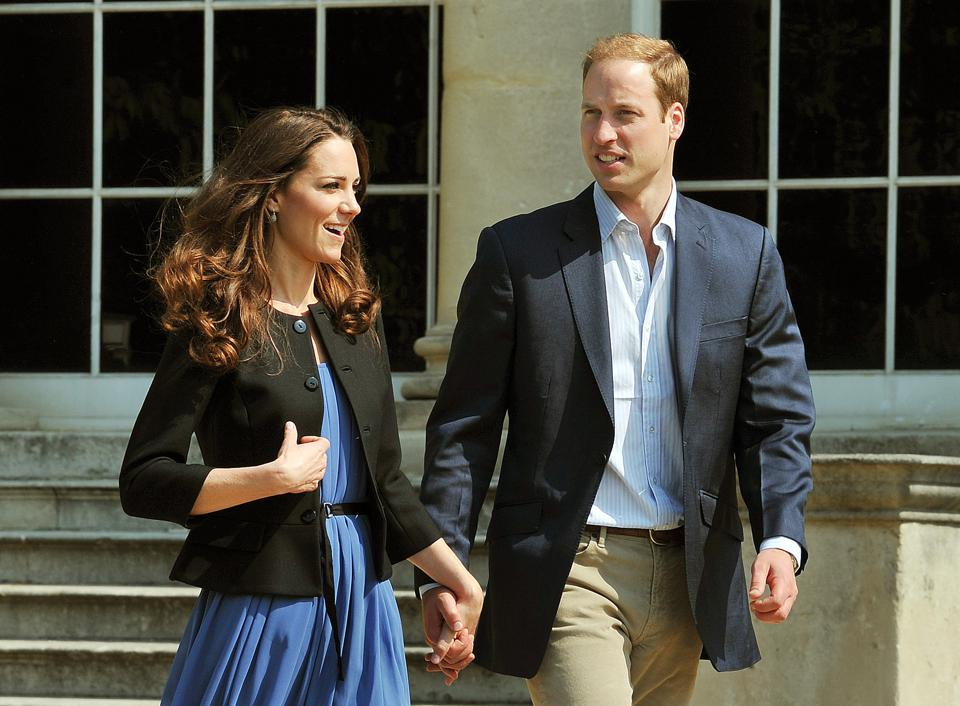 Royal Wedding - The Duke and Duchess of Cambridge Leave For Their Honeymoon