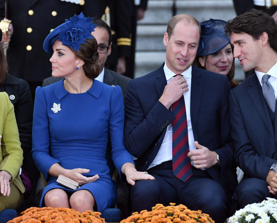 2016 Royal Tour To Canada Of The Duke And Duchess Of Cambridge -