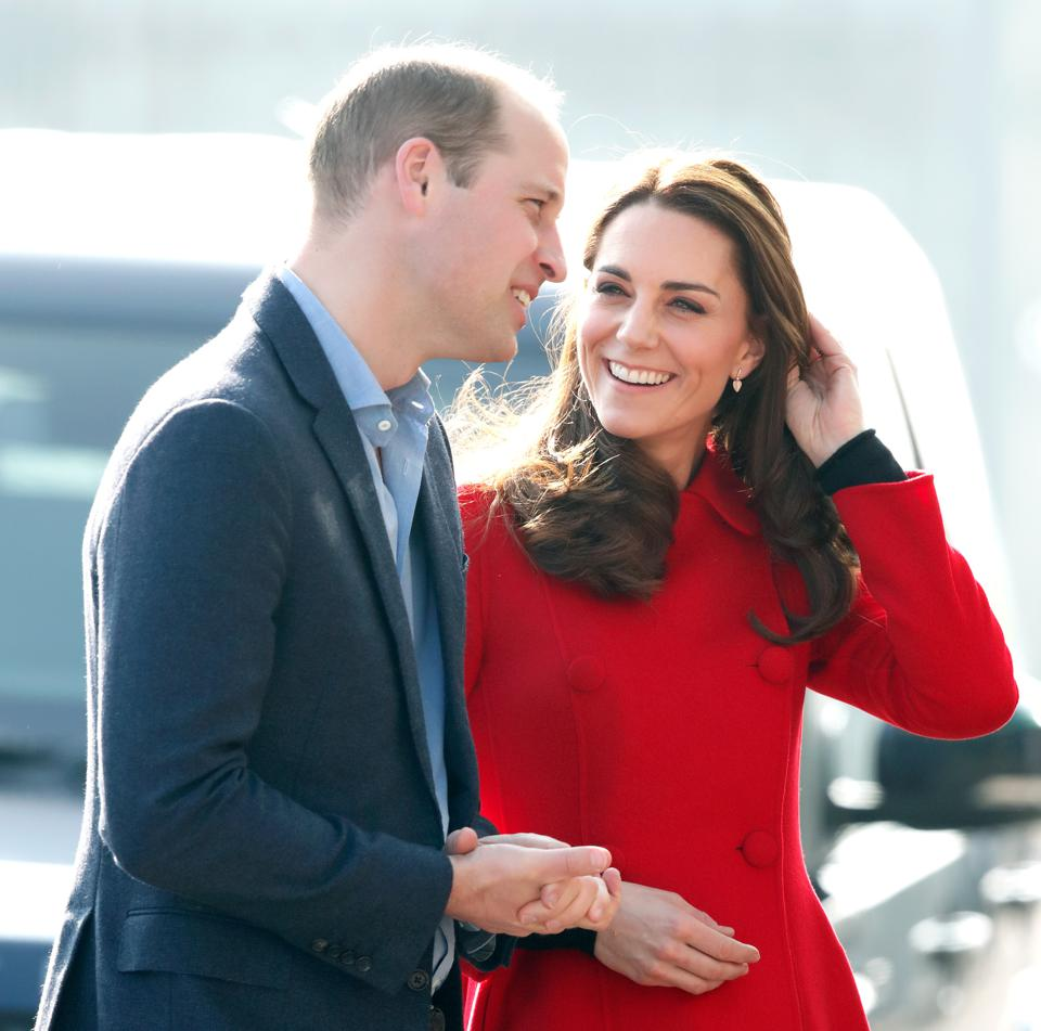 Duke And Duchess Of Cambridge Visit Northern Ireland 2019