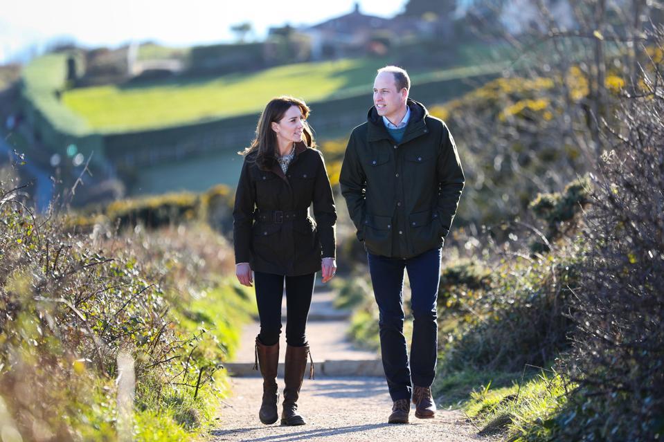 The Duke And Duchess Of Cambridge Visit Ireland 2020