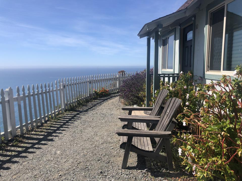 Lucia Lodge recently reopened following the repair of Highway 1 in Big Sur.
