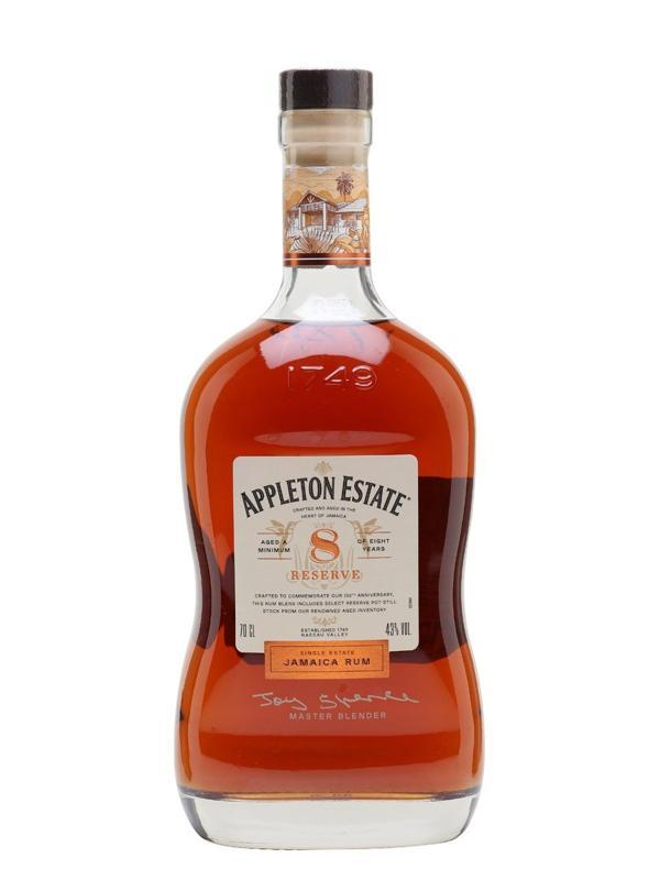 Appleton Estate 8 YO Rum