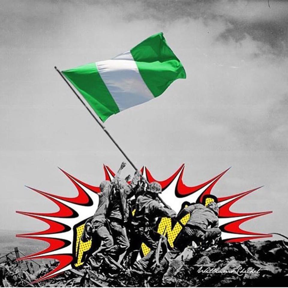 Williams Chechet Independence Day Nigeria