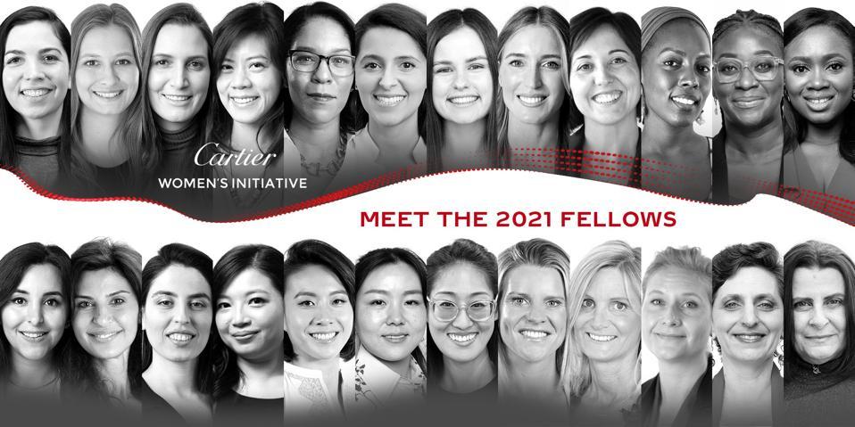 Cartier Women's Initiative program names its 24 fellows
