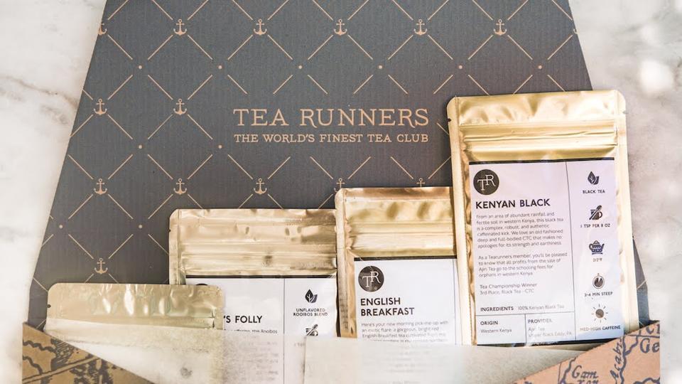 Tea Runners