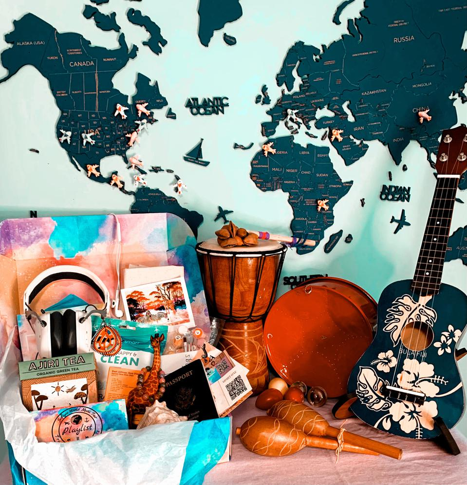 Safiya's Monthly World Music Discovery