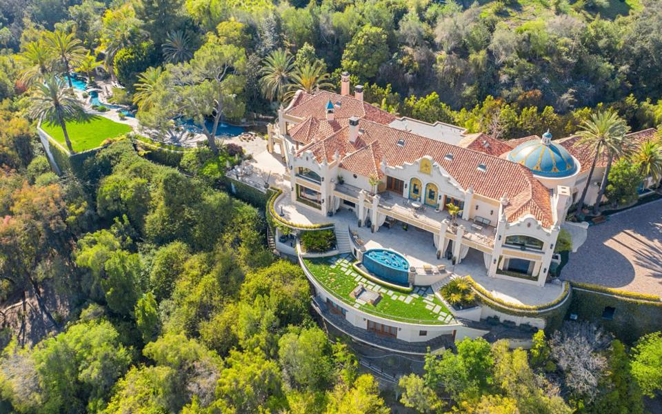 Cielo Drive Beverly Hills
