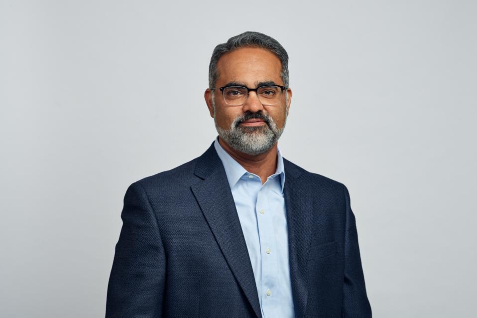 Rahul Dhanda, CEO of Sherlock Biosciences