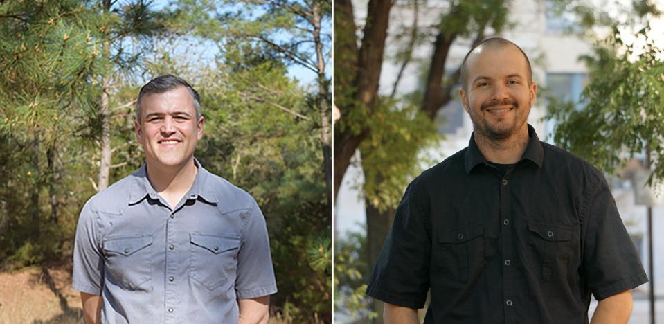 Merryfield co-founders Joe Dickson and Errol Schweizer