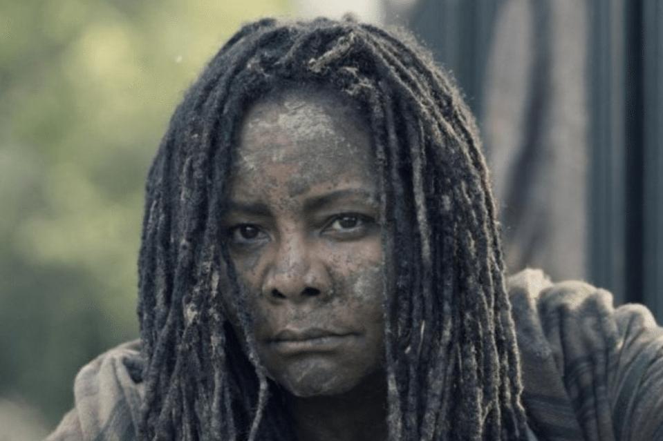 Martha dirty woman Fear The Walking Dead