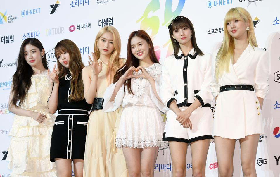 2019 Soribada Best K-Music Awards In Seoul
