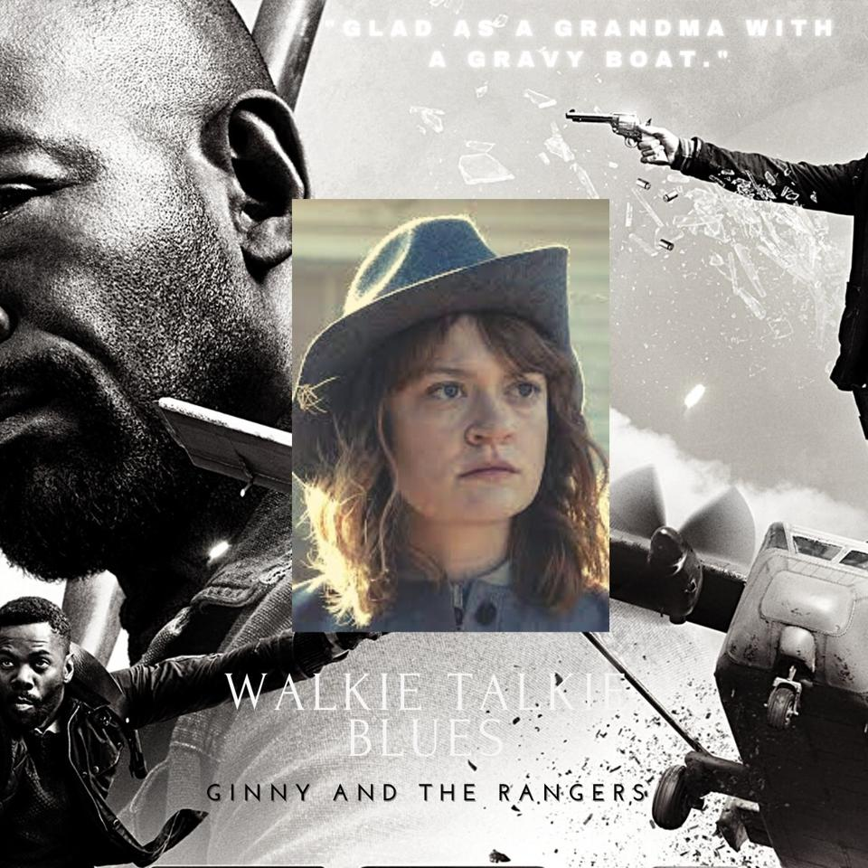 Ginny and the Rangers album cover