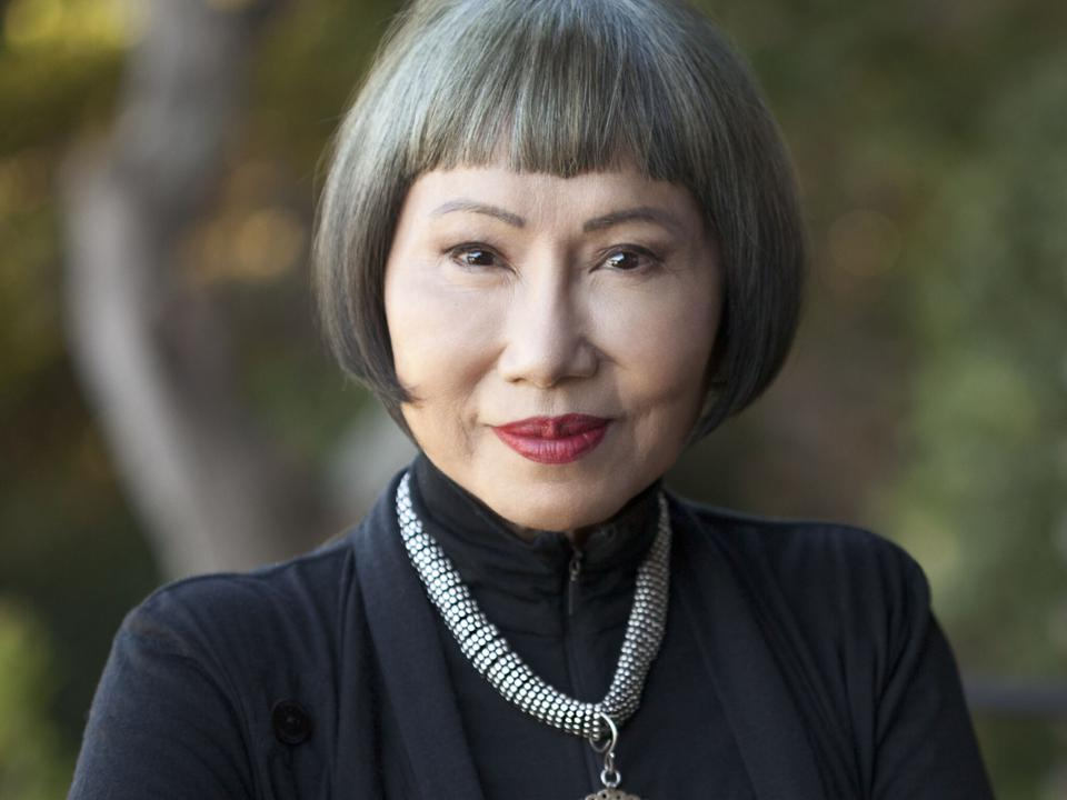 The Joy Luck Club author Amy Tan
