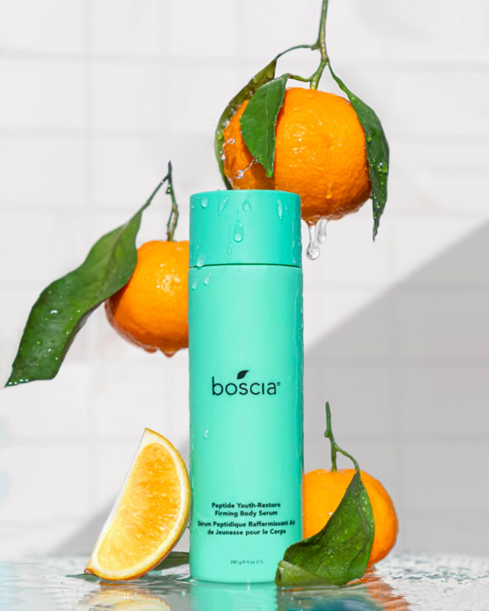 BOSCIA Peptide Youth-Restore Firming Body Serum