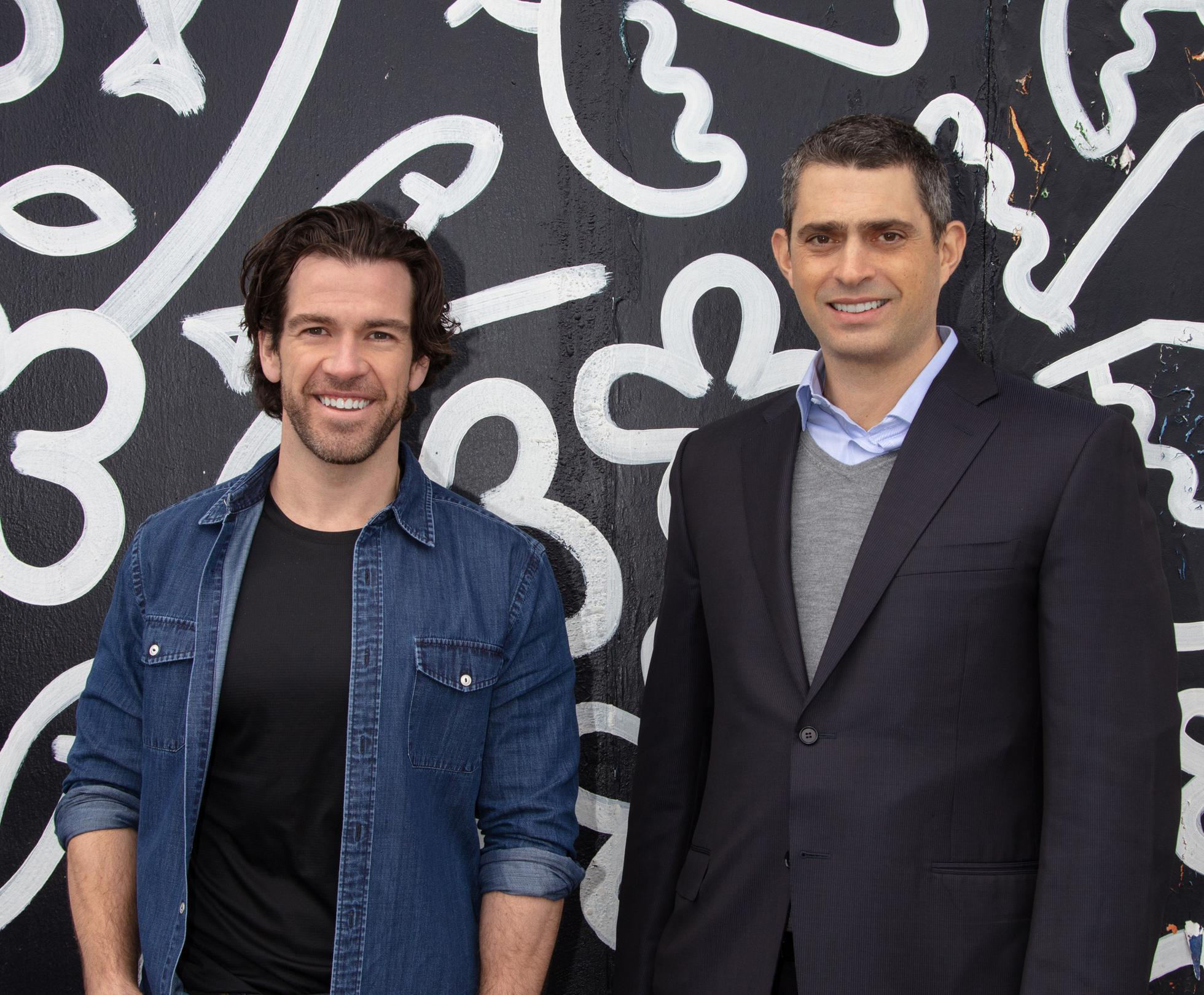 Fifth Wall co-founder Brendan Wallace turned to Wall Street for new partner Jeremy Fox .