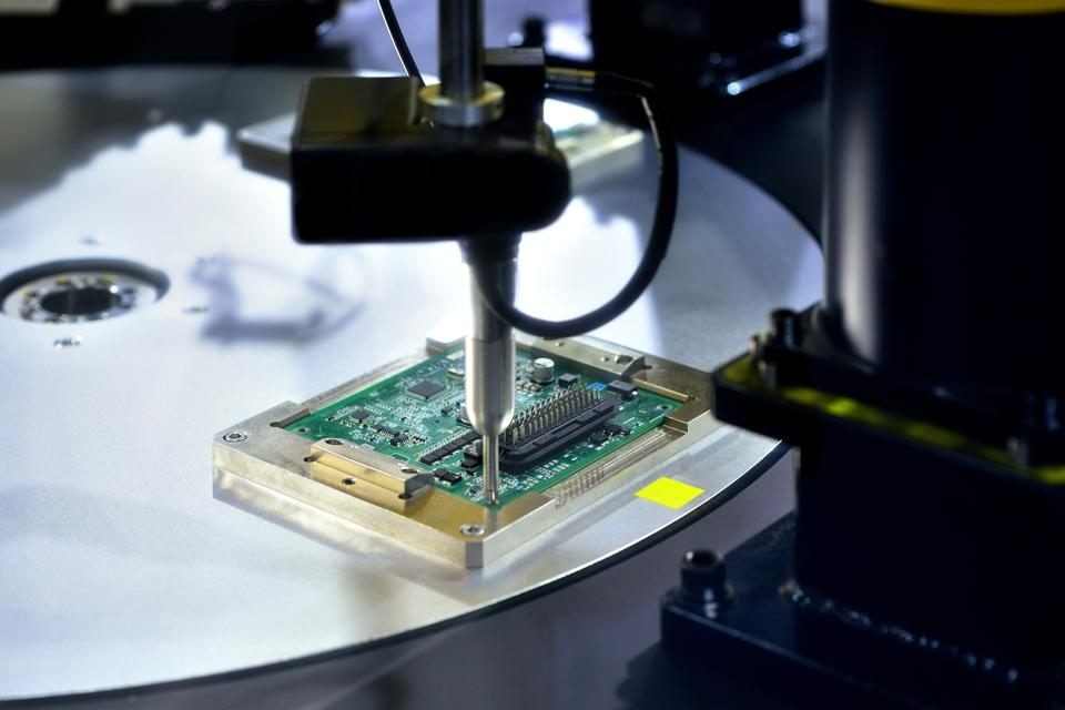 Making Circuit Board Production Line