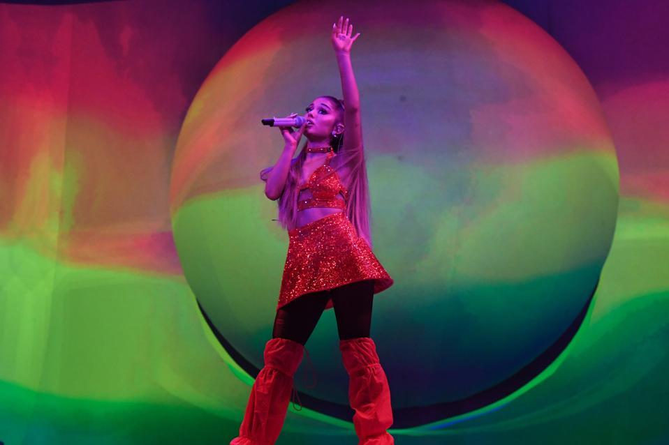 Ariana Grande ″Sweetener World Tour″ - London