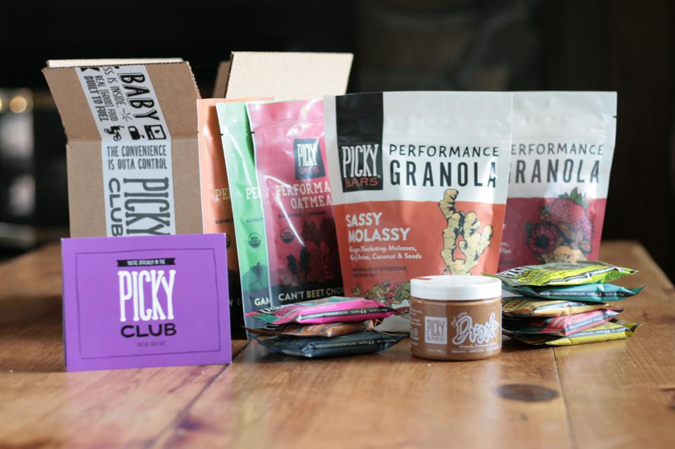 Picky Bars aims to make nutritionally balanced products more accessible.