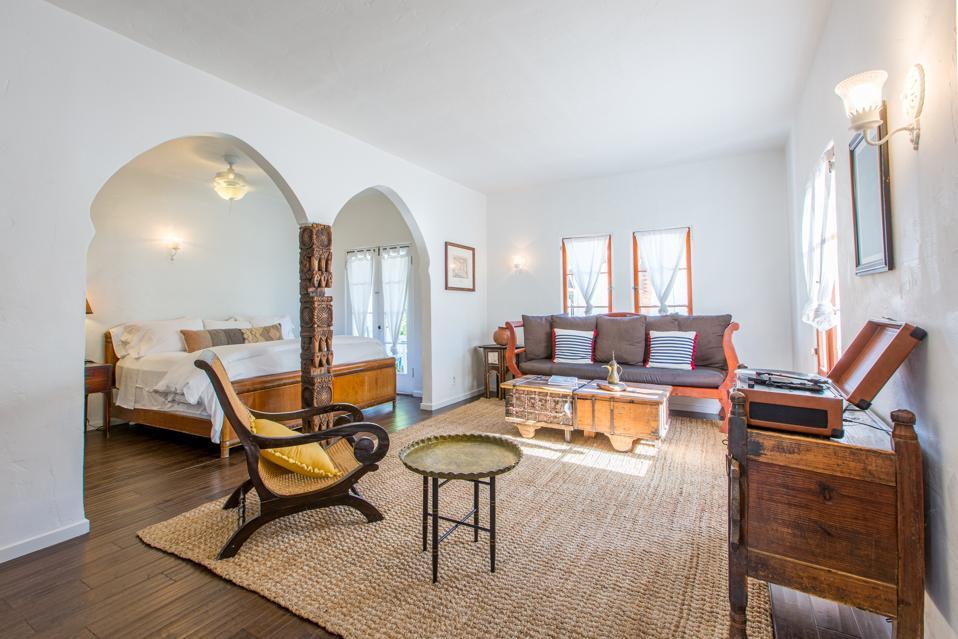 Marrakech Suite at Korakia Pensione à Palm Springs, Californie