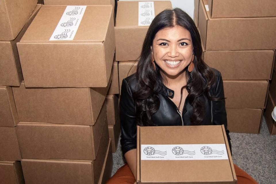 How This Entrepreneur Turned Her Bad Days Into A Business For Good | Stephanie Burns