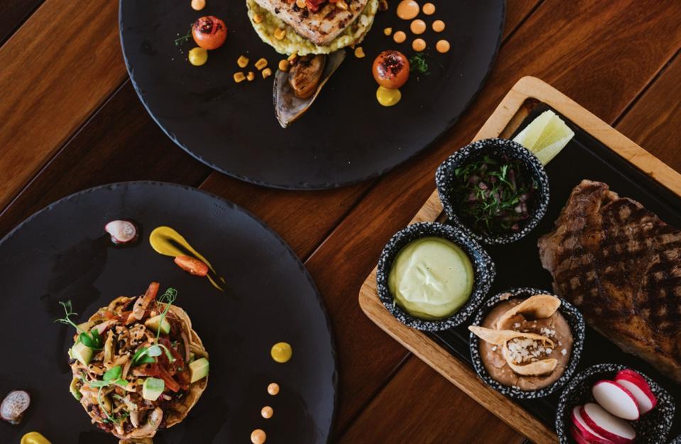 A restaurant experience at the Marriott Puerto Vallarta Resort & Spa.