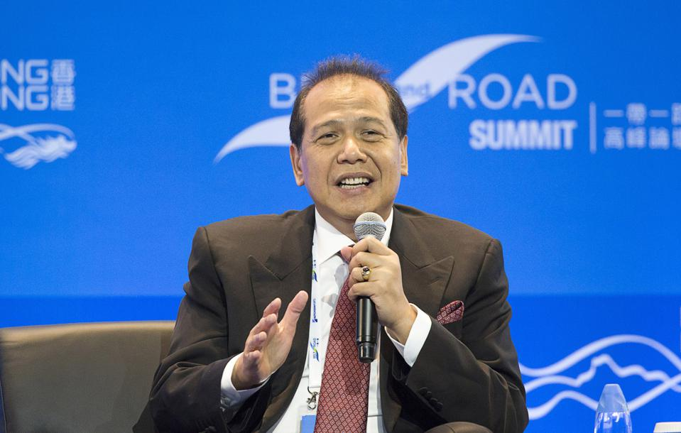 Key Speakers At Belt and Road Summit: From Vision to Action