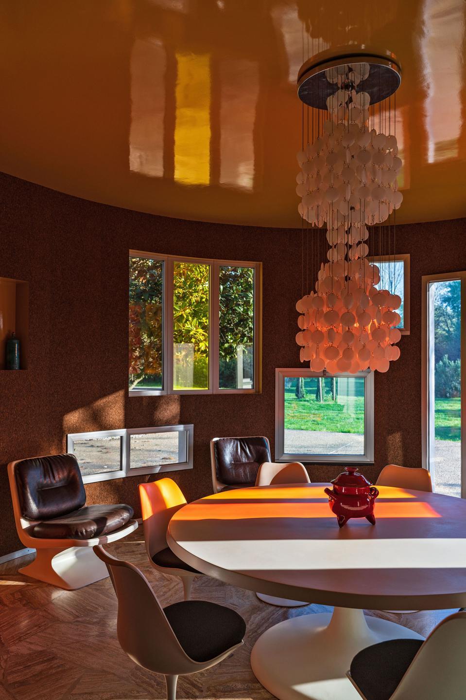 Inside Villa Benkemoun