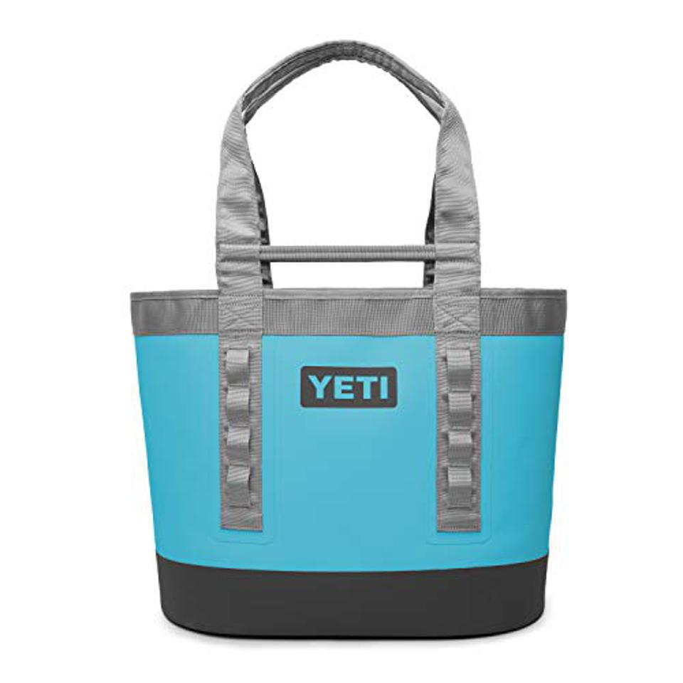 YETI Camino Carryall 35, All-Purpose Utility, Boat and Beach Tote Bag, Durable, Waterproof, Reef Blue