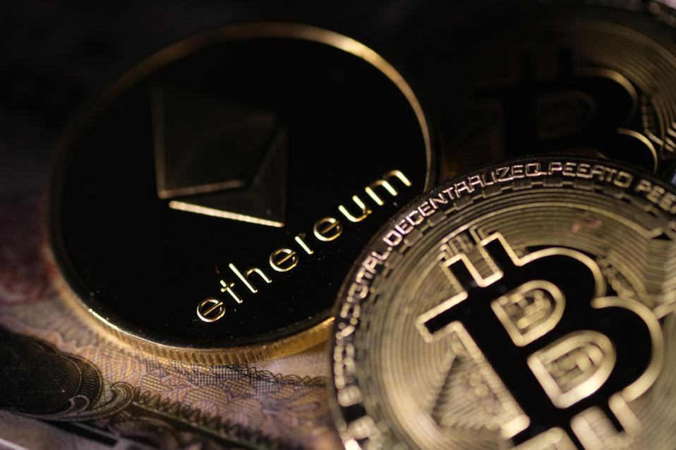 Bitcoin in eter
