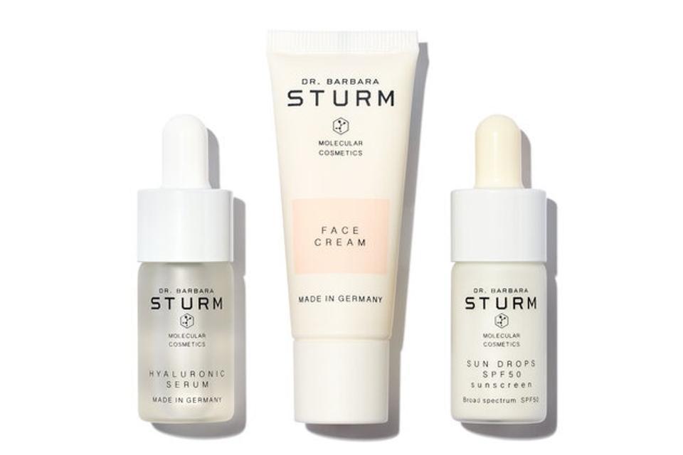 DR. BARBARA STURM Everyday Skin Trio