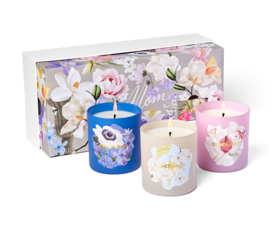 Mother's Day Gift Box - Candles