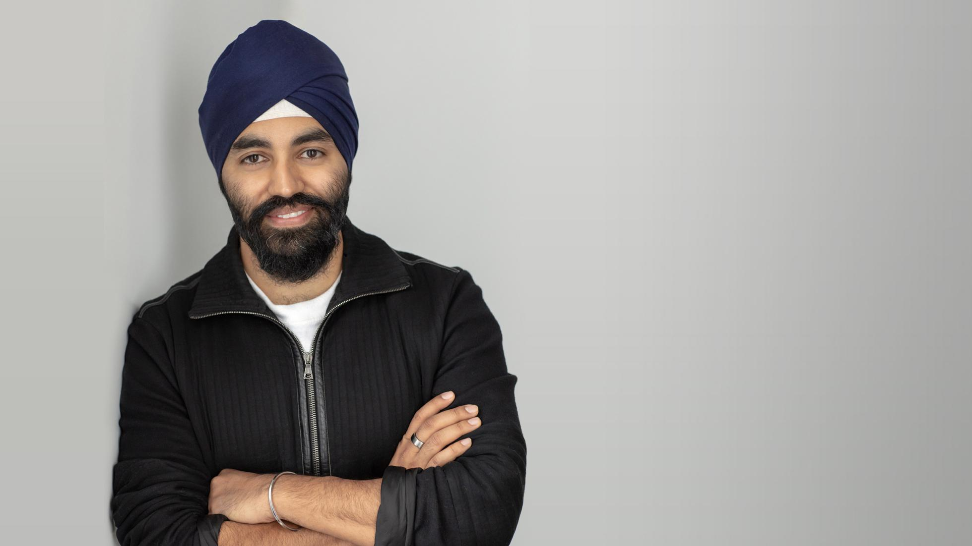 Oura CEO Harpreet Singh Rai says the pandemic boosted demand for wearable health trackers.