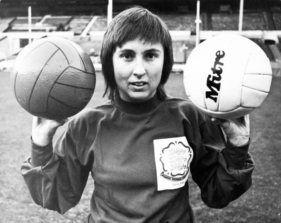 Female Goalkeeper