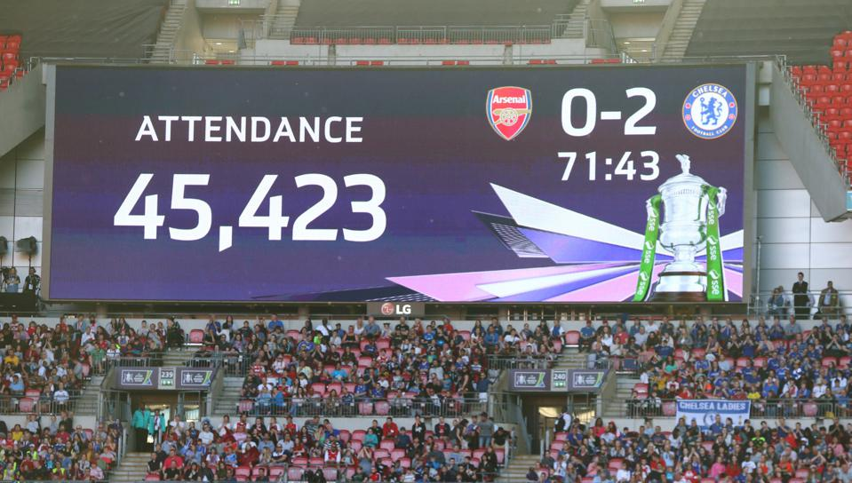 Arsenal Women v Chelsea Ladies - SSE Women's FA Cup Final