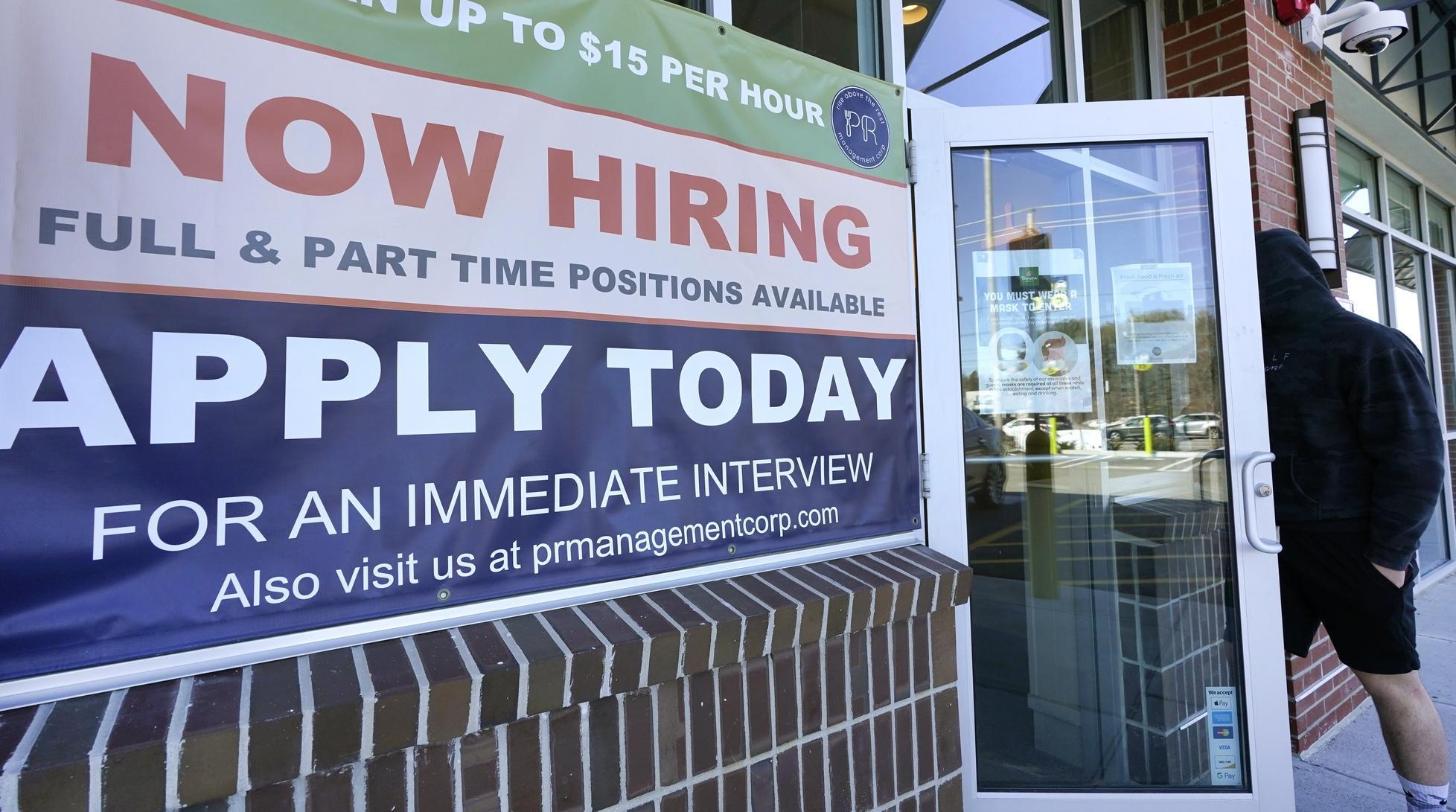 Virus Outbreak Employment