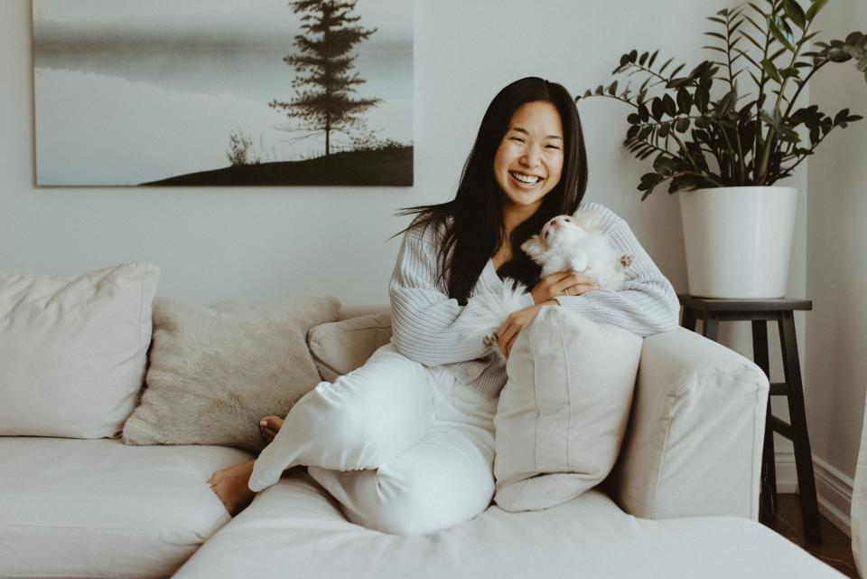 Kyra Yang, owner of Curate with Kyra
