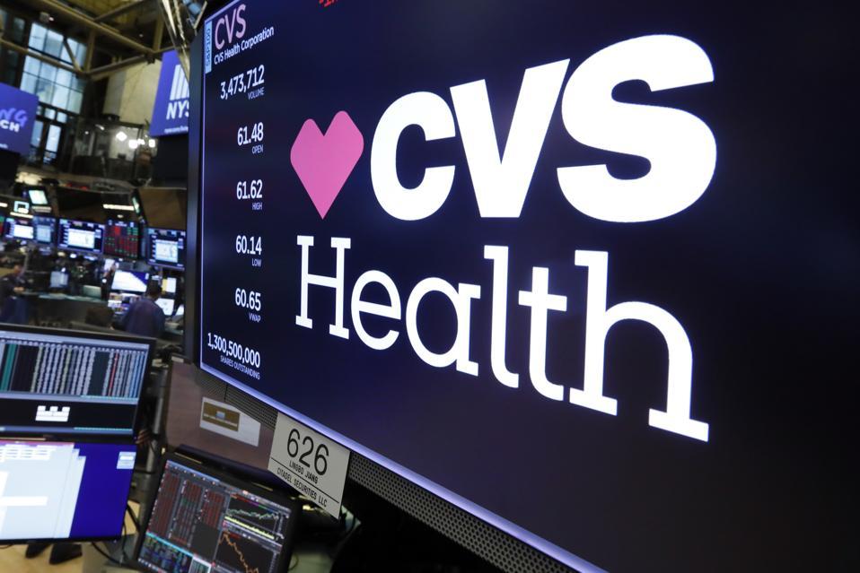 Financial Markets Wall Street CVS Health