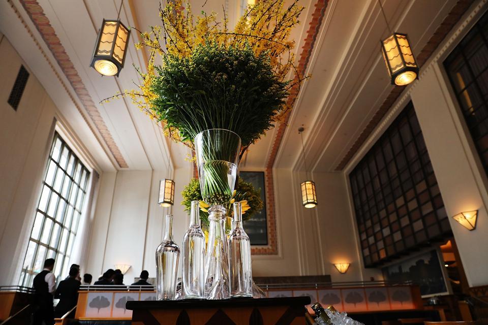 New York City's 11 Madison Park Named World's Best Restaurant
