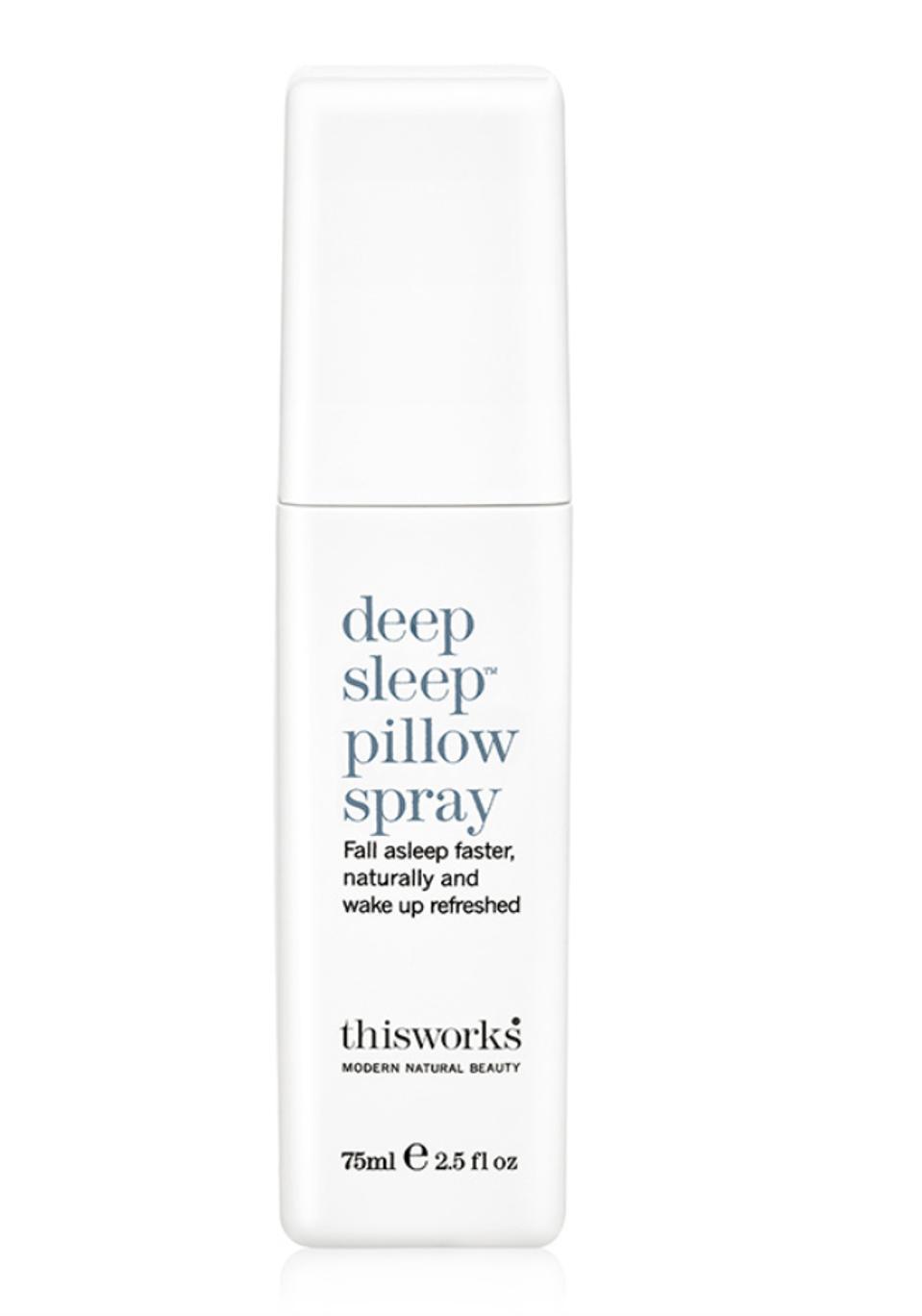The Best Sleep Aids For A Good Night's Rest: This Works Deep Sleep Pillow Spray