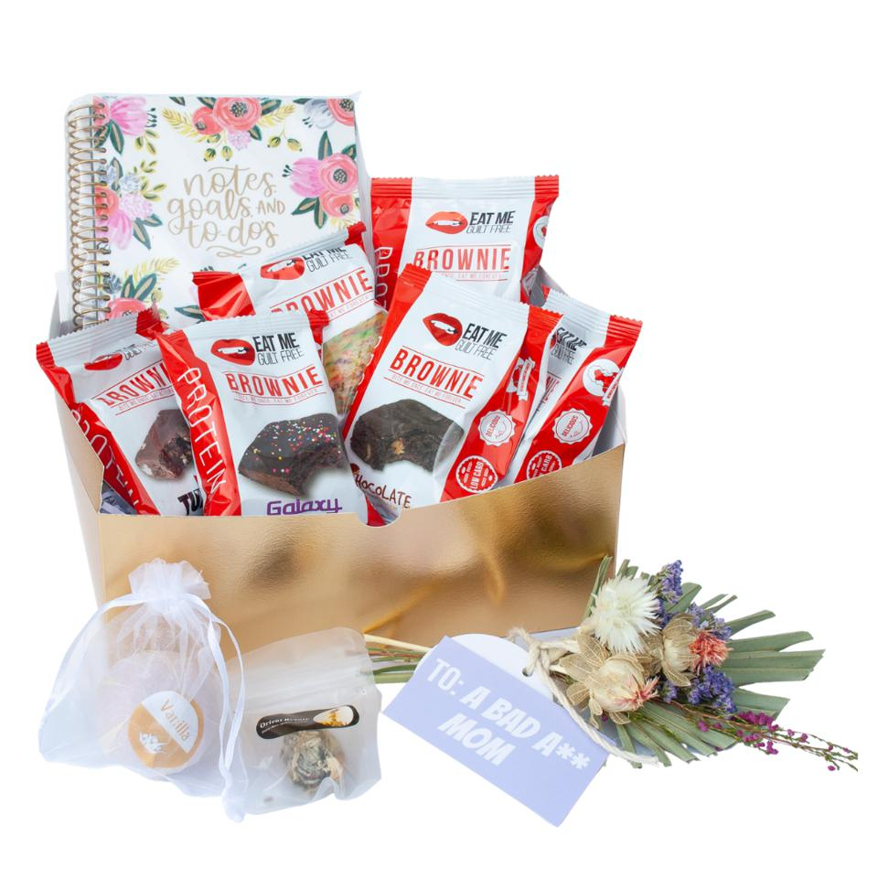 The Eat Me Guilt Free Mother's Day Gift Box.